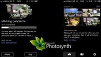 Photosynth, creando y compartiendo panorámicas interactivas desde iOS