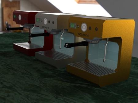 Arduino se quiere apuntar a las máquinas de café