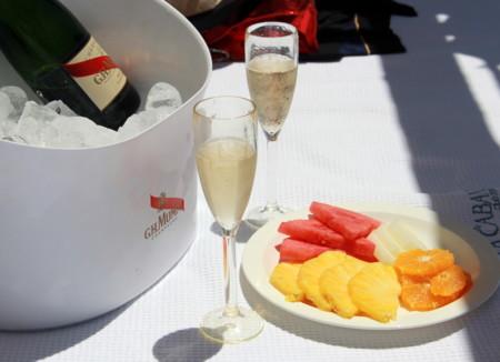 La Cabane Champagne