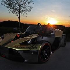 Foto 1 de 11 de la galería ktm-x-bow-dubai-gold-edition-wimmer en Motorpasión