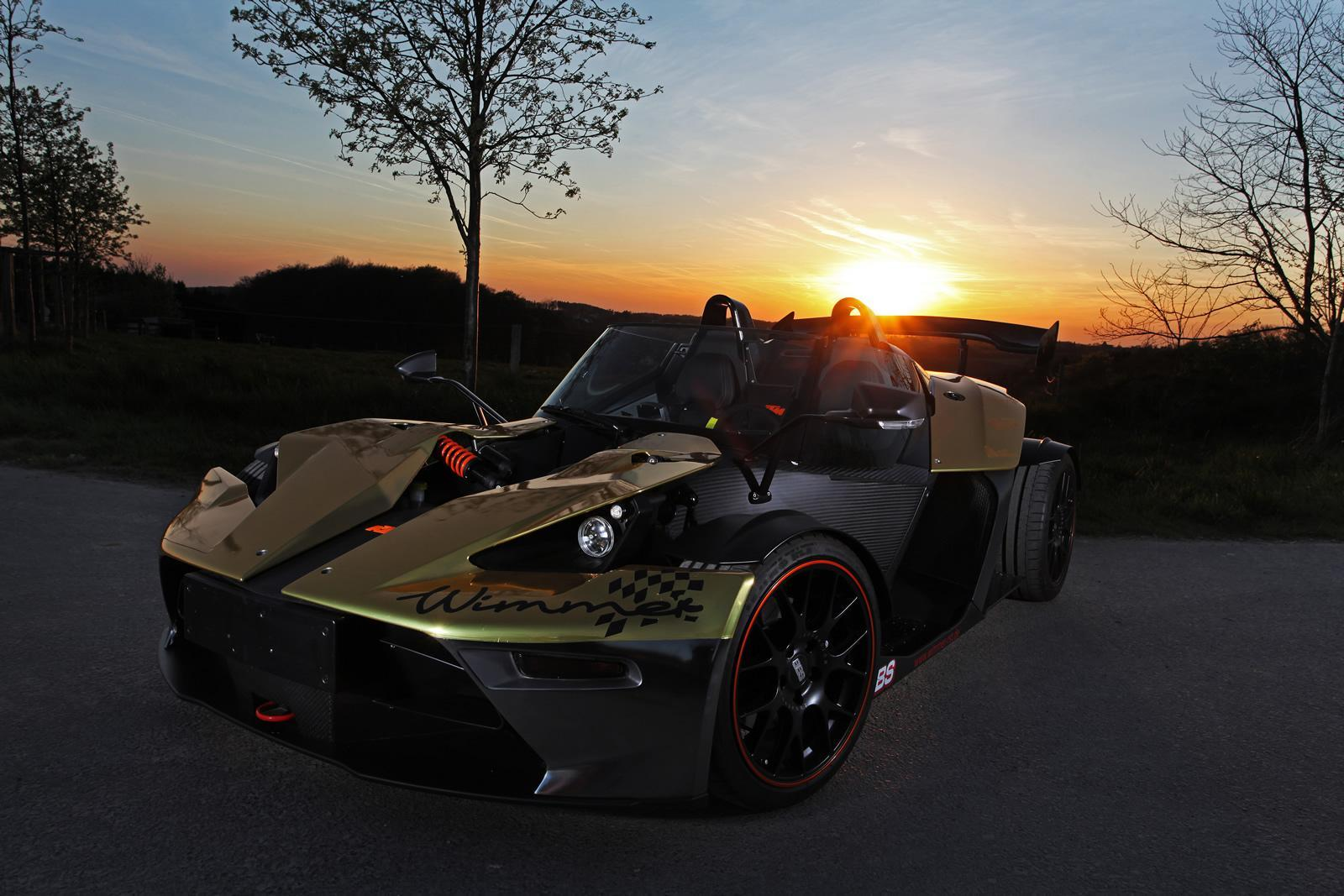 Foto de KTM X-Bow Dubai-Gold-Edition Wimmer (1/11)