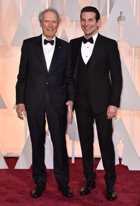 Clint Eastwood y Bradley Cooper