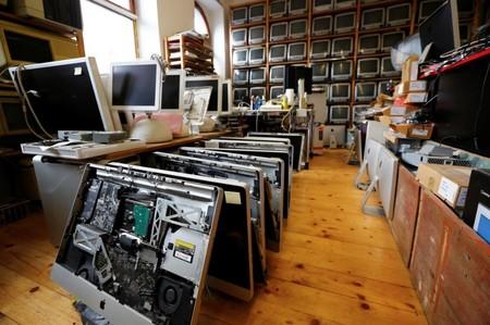 Una de las colecciones de Mac antiguos más grandes del mundo sale a la venta en Austria