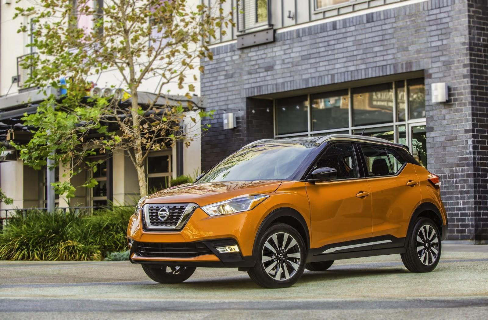 Nissan Kicks (US-spec)