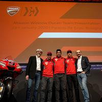 Así luce de cerca la Desmosedici GP20 con la que Ducati pretende asaltar el trono de Marc Márquez en MotoGP