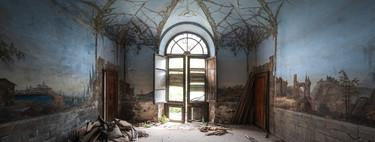 'The beauty of abandoned Italy', de Jeroen Taal, explorando la belleza olvidada de palacios, villas o teatros del país italiano