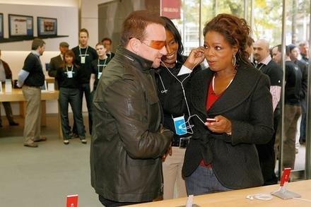 iPod nano rojo