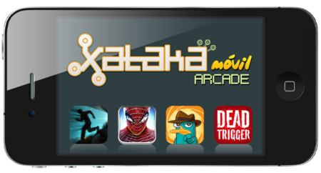 Graficos de lujo con Dead Trigger, el regreso de ¿Dónde está mi agua? y más. Xataka Móvil Arcade (XXIII)