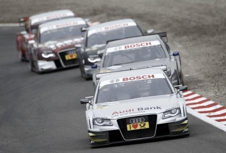 Gary Paffett gana y Miguel Molina termina quinto en Zandvoort