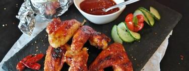 Alitas de pollo al tequila, una de las recetas más fáciles