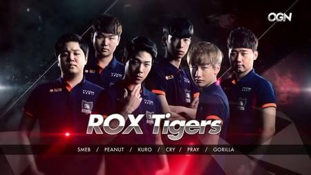 El fin de una era: ROX permite a GorillA, PraY y Kuro negociar con otros equipos