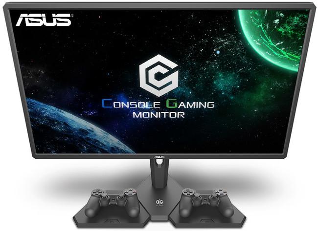 Asus quiere atraer a los gamers de la casa con este monitor de altas prestaciones y llamativo diseño