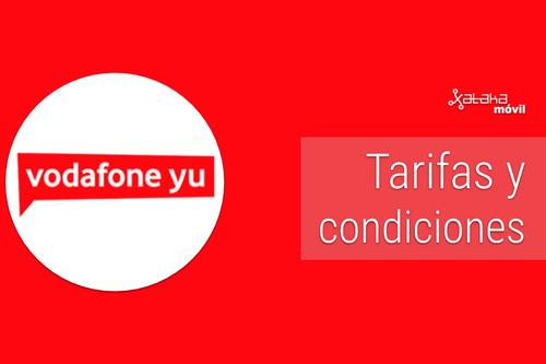 Todo sobre Vodafone yu, sus nuevas tarifas de fibra y móvil, compatibilidad con televisión y toda la letra pequeña