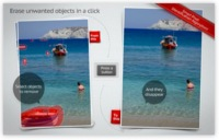 Snapheal, borra contenido de tus imágenes de forma sencilla