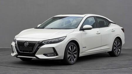 El Nissan Sentra estrenará versión e-POWER en China, y podría fabricarse en México en 2022