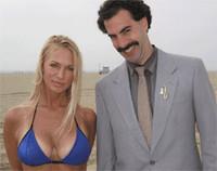 'Borat', nominada a la mejor adaptación por la Writer's Guild