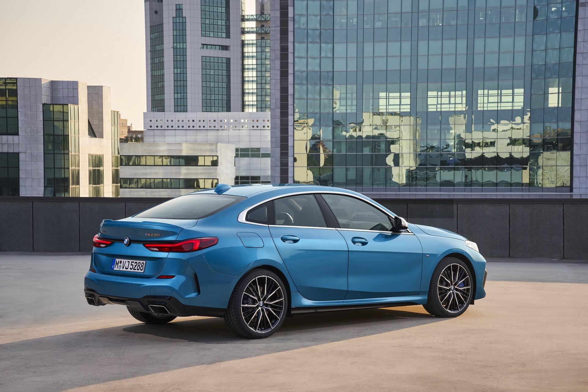 Foto de BMW Serie 2 Gran Coupé (11/24)
