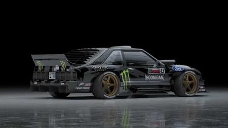 Ken Block Hoonifox Ford Mustang 2021 3
