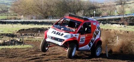 El Dakar Smart Buggy 4x4 a la venta