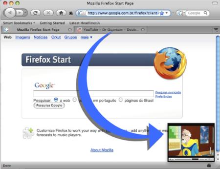 Picture in Picture: navega por Firefox mientras ves un vídeo de Youtube