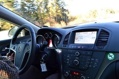 Un sistema de bajo coste que detecta el cansancio al volante