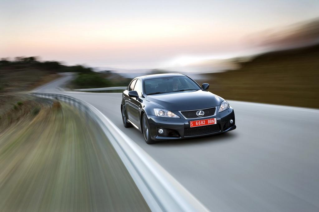 Foto de Lexus IS-F (15/111)