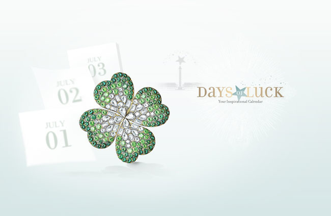 Days of Luck de Van Cleef