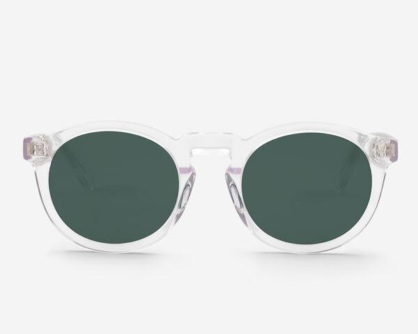 Gafas de sol Unisex CREAM/LEO TORTOISE JORDAAN de Mr. Boho