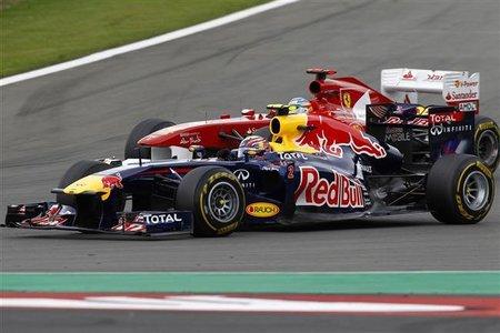 Ferrari y Red Bull gastarán más en 2012 al dejar la FOTA