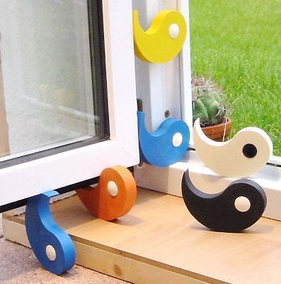 Flux, piezas de seguridad para puertas y ventanas
