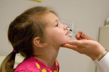 Los niños que se vacunan de la gripe podrán evitar la aguja con la nueva vacuna intranasal (si la compran)