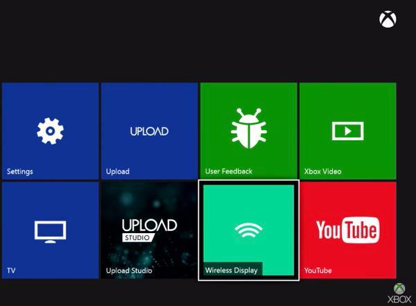 Xbox Miracast