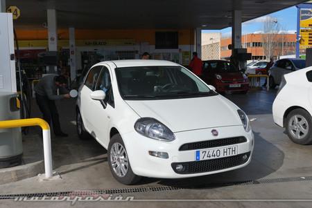 Fiat Punto 1.4 GLP