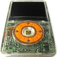 iVue Crystal Case, caja transparente para el iPod