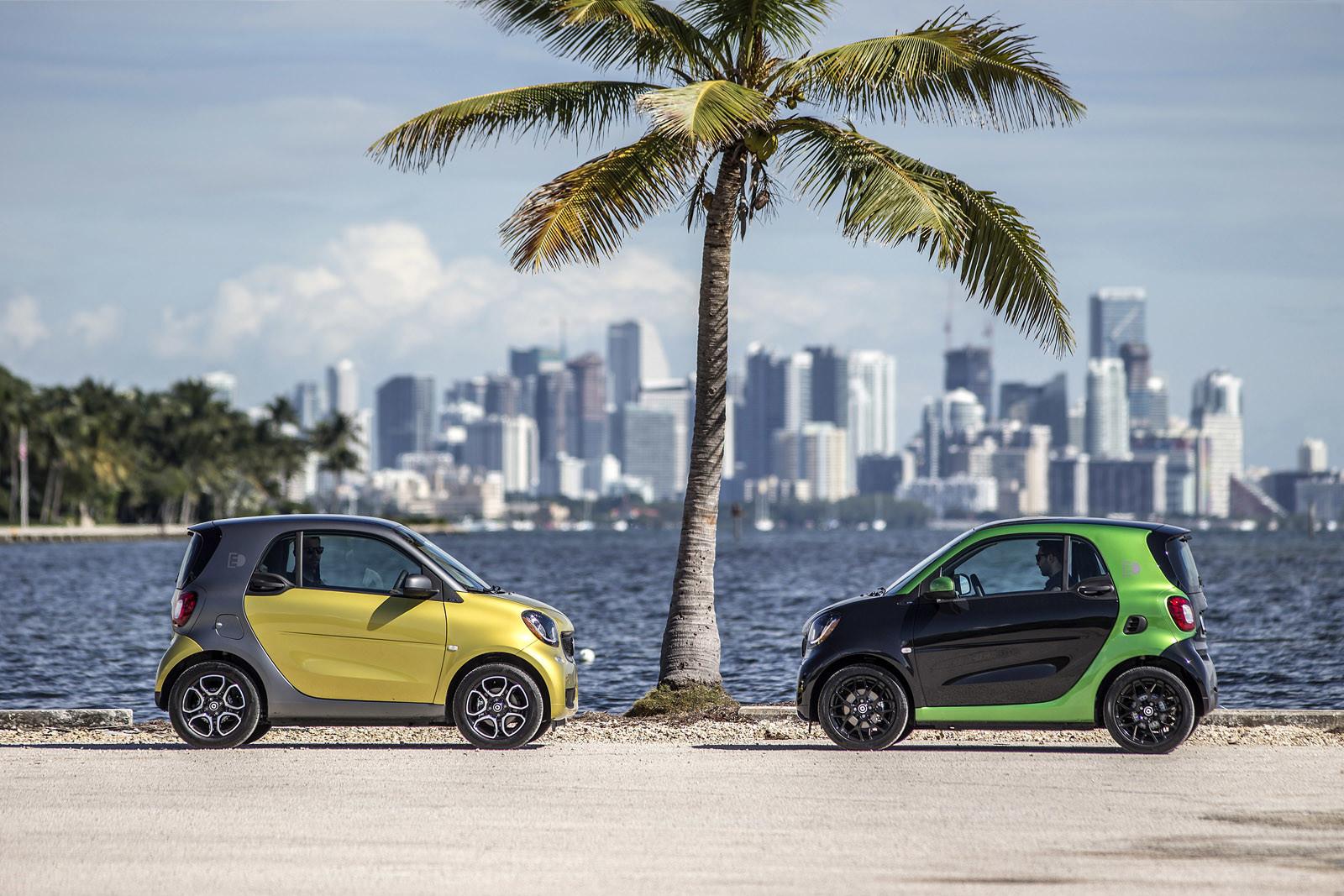 Foto de smart fortwo Electric Drive, toma de contacto (256/313)