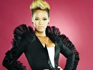 Rihanna sirve para todo, ahora debutará en el cine