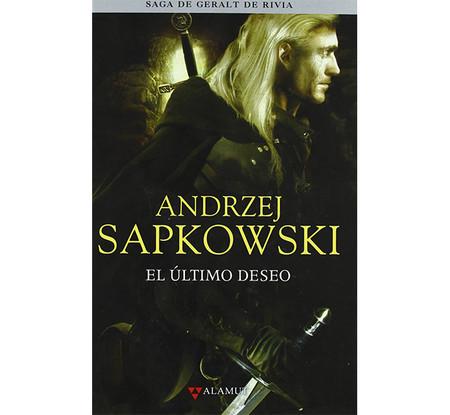 Saga De Geralt De Rivia Libros Que Seran Una Serie En 2019