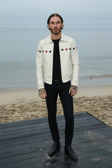 Saint Laurent Spring Summer 2020 Runway Show Malibu Colection Front Row