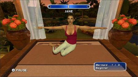 SEGA apuesta por el ejercicio físico en Wii con 'Daisy Fuentes Pilates'