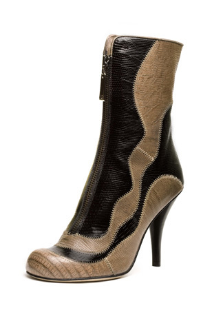 Colección de zapatos Otoño-Invierno 08-09 de Paco Gil