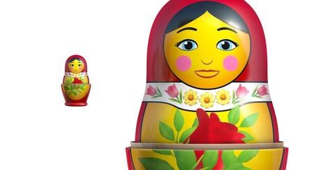 Apple Nuevos Emojis Ios 14 Muneca Rusa Flores