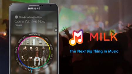 Samsung lanza Milk Music, su nuevo servicio de música exclusivo para Estados Unidos