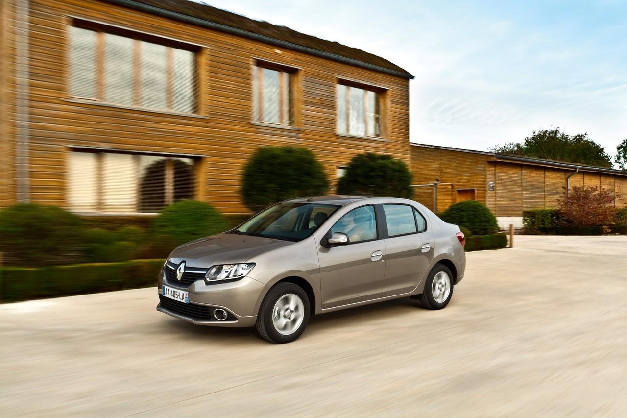 Foto de Renault Symbol 2013 (18/19)