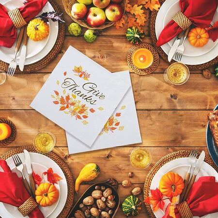 Trece ideas decorativas de Acción de Gracias, sencillas y bonitas, por menos de 20 euros