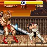 Street Fighter II para el móvil