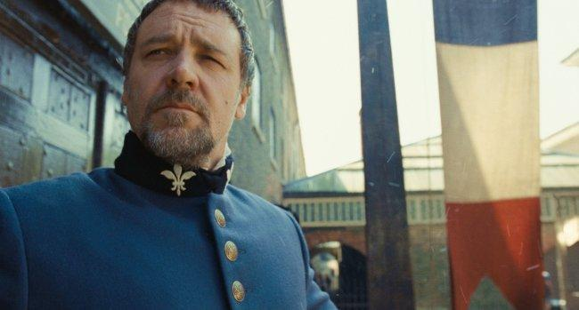 Russell Crowe en 'Los Miserables'
