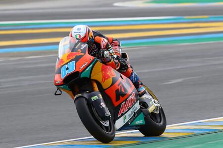 Jorge Martin Francia Moto2 2020