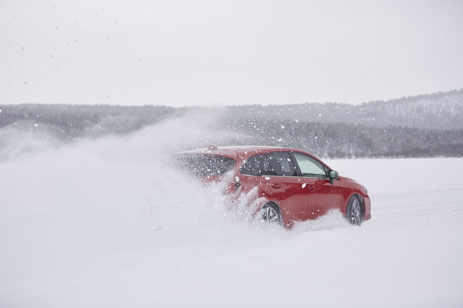 Foto de Subaru Snow Drive 2016 (37/137)