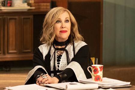 Globos de Oro 2021: Catherine O'Hara es la mejor actriz de serie de comedia o musical por 'Schitt's Creek'