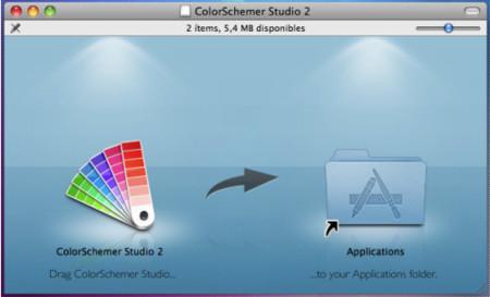 ColorSchemer Studio 2 nueva y mejorada versión para la creación de esquemas de colores